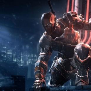 O Exterminador será jogável em Batman: Arkham Origins