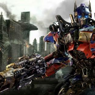 Esses são os primeiros autobots de Transformers 4