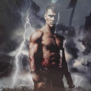 Primeiro poster de Hércules 3D é fotografado em Cannes