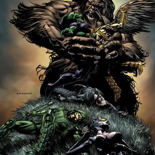 SPOILER: DC mata uma certa personagem em Justice League of America #4!