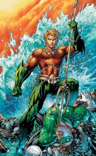 Aquaman Novos 52
