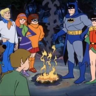 DC anuncia encontro entre Batman e Scooby-Doo