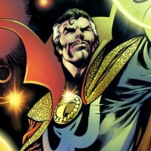 Marvel quer rodar Doutor Estranho no ano que vem, pra lançar o filme em 2016