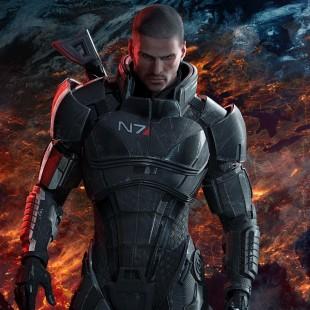 8Bits Drops | Mass Effect 3