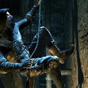Esse trailer de Thief 4 lembra muito a série Arrow