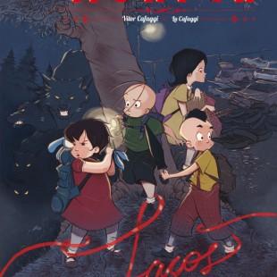Veja mais páginas da graphic novel Laços, do selo Graphic MSP