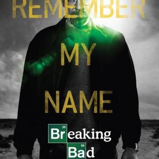 Veja um poster dos episódios finais de Breaking Bad