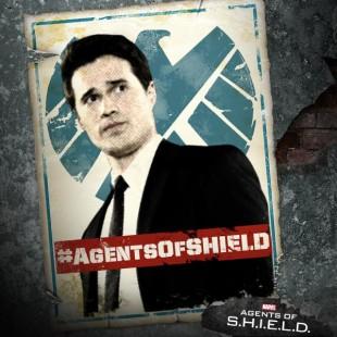 Vamos conhecer os personagens de Agents of SHIELD?
