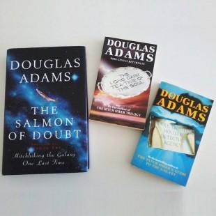 Editora Arqueiro lançará no Brasil novos livros de Douglas Adams