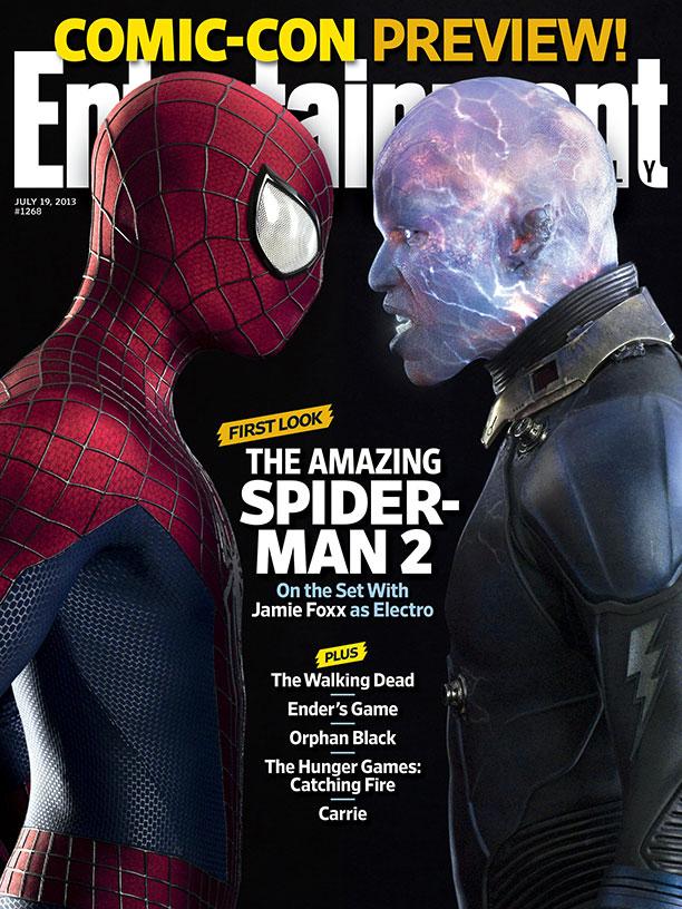Electro Final Espetacular Homem Aranha 2