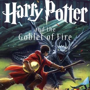 E essa capa americana da nova versão de Harry Potter e o Cálice de Fogo, hein?