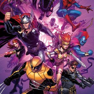 Marvel anuncia Inhumanity, sua TERCEIRA grande saga em 2013