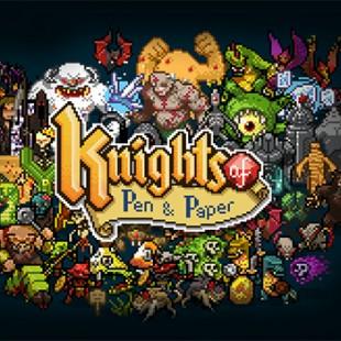 Supernovo Entrevista – Behold Studios, os criadores de Knights of Pen & Paper