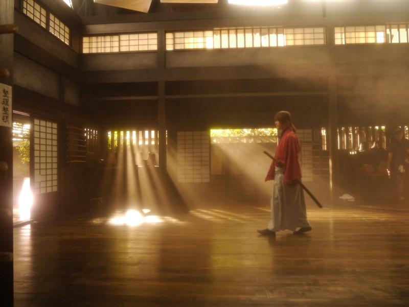 Rurouni Kenshin Kyoto Fire 01
