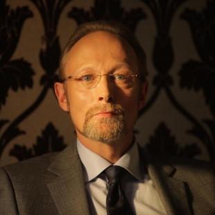 Esse é o vilão da 3ª temporada de Sherlock