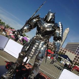 Fox leva o Samurai de Prata de Wolverine – Imortal para a Comic-Con 2013