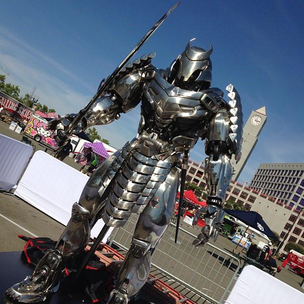 Silver Samurai 03