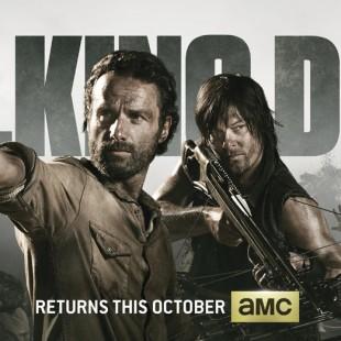 Zumbis, zumbis e ZUMBIS no primeiro trailer da 4ª temporada de The Walking Dead