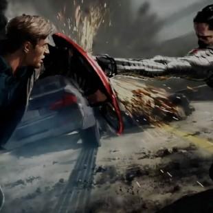 Marvel exibe teaser de Capitão América: O Retorno do Primeiro Vingador