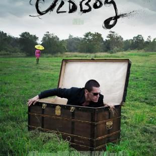 E esse novo poster de Oldboy, hein?