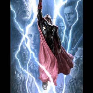 Veja o novo poster de Thor: O Mundo Sombrio