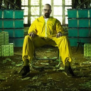 Primeira metade da quinta temporada de Breaking Bad chega ao Netflix