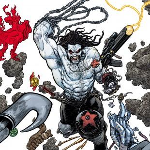 Falso Alarme: Parece que a DC Comics não divulgou o verdadeiro visual do novo Lobo