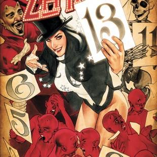 Zatanna é a nova personagem jogável de Injustice: Gods Among Us