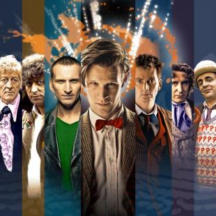 O especial de 50 anos de Doctor Who ganha seu primeiro trailer – que não mostra muita coisa…