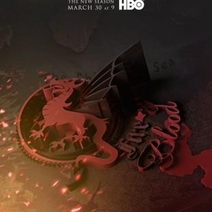 Fique agora com esses três posters não-oficiais da 4ª temporada de Game of Thrones