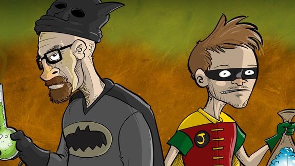 Breaking Batman