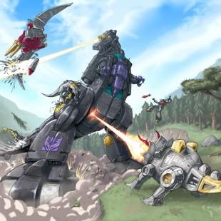 CONFIRMADO: Transformers 4 terá os Dinobots!