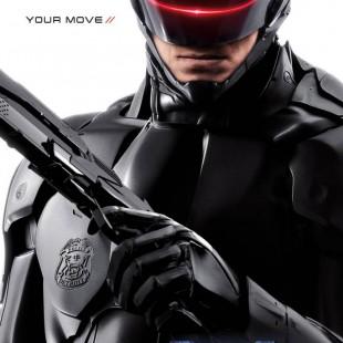 Aqui está o novo poster de RoboCop