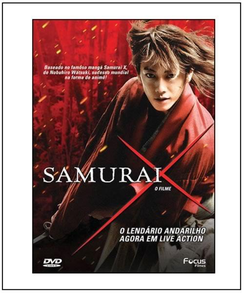 Samurai X Capa