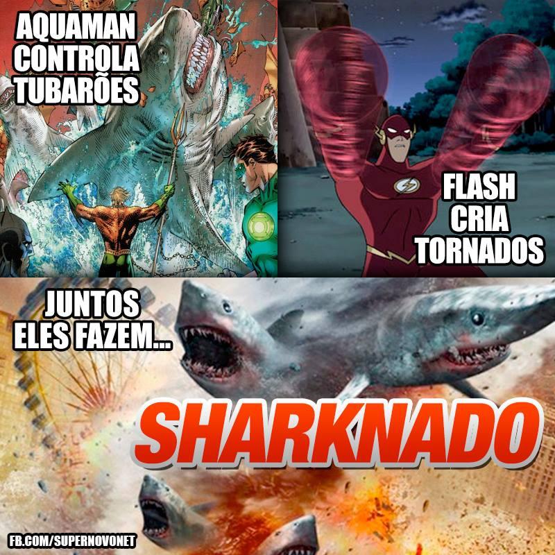 Sharknado origem