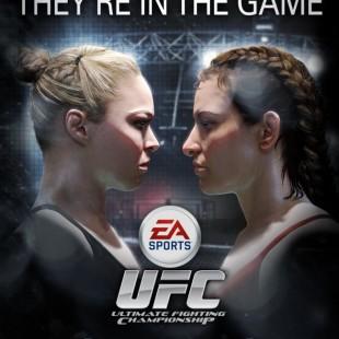 Novo game do UFC terá lutadoras da categoria feminina!