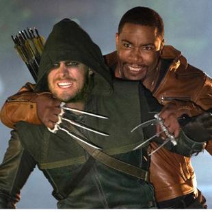 Essa é a primeira imagem do Tigre de Bronze na 2ª temporada de Arrow