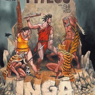 Saiu o primeiro preview e a capa de Piteco: Ingá