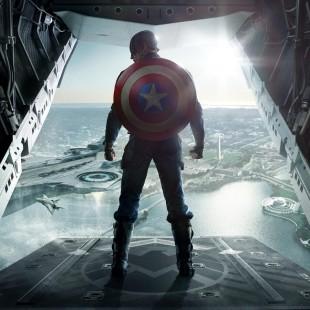 Olhaí o primeiro pôster de Capitão América 2: O Soldado Invernal