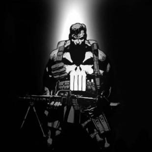 Seria essa imagem um easter egg do Justiceiro em Homem de Ferro 3?