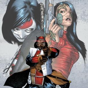 DC Comics cancela três mensais: Vibe, Katana e Green Team