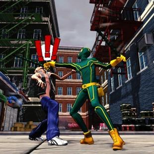 E é anunciado o jogo de Kick-Ass 2