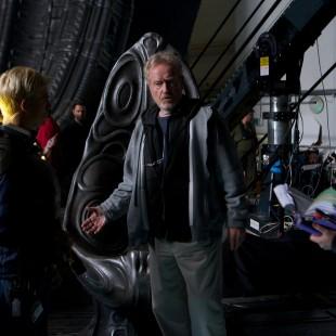 Roteiro de Prometheus 2 já está pronto