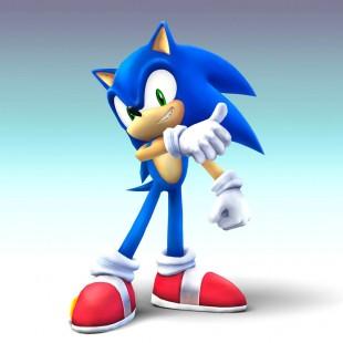 Sonic será personagem jogável no novo Super Smash Bros.