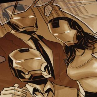 Marvel altera a história de origem do Homem de Ferro
