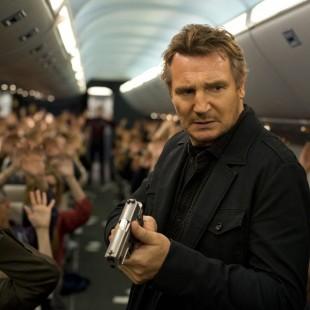 Primeiro trailer, poster e fotos de Non-Stop, novo filme de Liam Neeson
