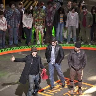 Os Caçadores de Mitos farão um episódio especial de The Walking Dead