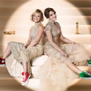 Tina Fey e Amy Poehler voltam à apresentar o Globo de Ouro de 2014 e 2015