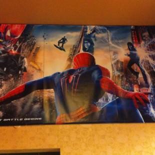 Hey, esse pôster de O Espetacular Homem-Aranha 2 mostra o Duende Verde!