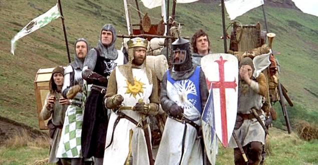 Cinecast Cult 4 – Monty Python em Busca do Cálice Sagrado